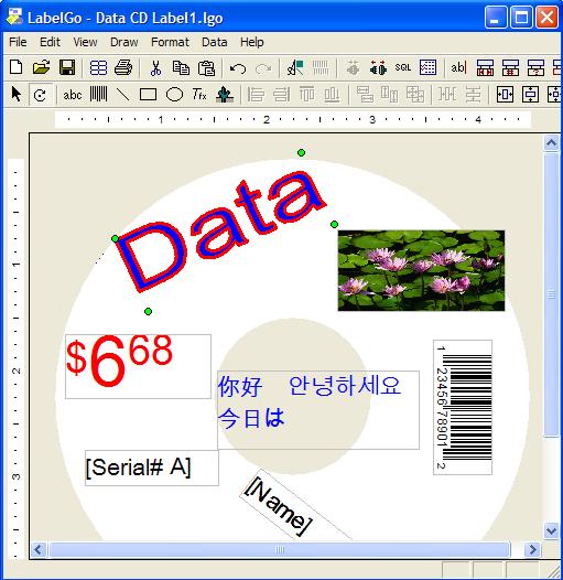 Bokai LabelGo screenshot